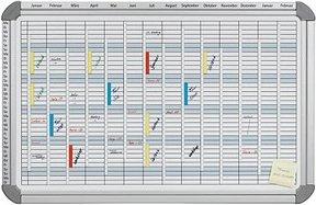 FRANKEN EuroLine® 5000 Planungstafel 94,5 x 61,5 cm