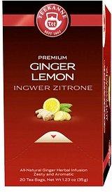 TEEKANNE PREMIUM GINGER LEMON Tee 20 Teebeutel à 1,75 g