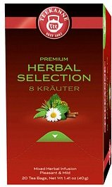 TEEKANNE PREMIUM HERBAL SELECTION Tee 20 Teebeutel à 2,0 g