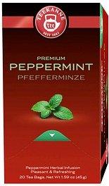 TEEKANNE PREMIUM PEPPERMINT Tee 20 Teebeutel à 2,25 g