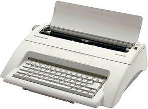 OLYMPIA Carrera de Luxe Schreibmaschine