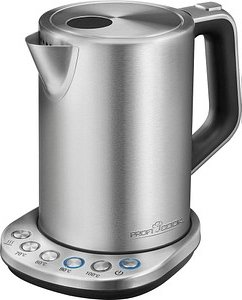 ProfiCook PC-WKS 1108 Wasserkocher silber