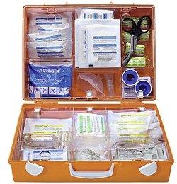 SÖHNGEN Erste-Hilfe-Kasten DIN 13169 orange