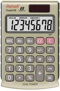 Rebell Pocket 5G Taschenrechner
