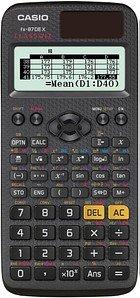 CASIO FX-87DE X Wissenschaftlicher Taschenrechner