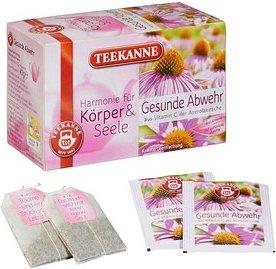 TEEKANNE Gesunde Abwehr Tee 20 Teebeutel à 2,0 g