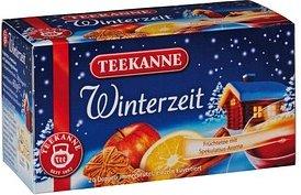 TEEKANNE Winterzeit Tee 20 x 3,0 g