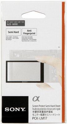 Sony PCK-LM17 Schutzfolie