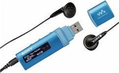 Sony NWZ-B183FL 4GB MP3 Player blau