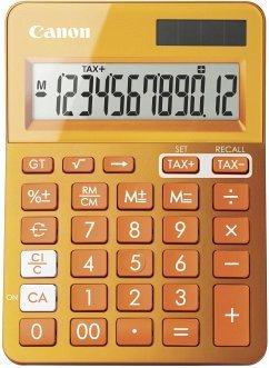 Canon LS-123K Taschenrechner Metallic Orange