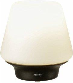 Philips Hue Wellness LED Tischleuchte schwarz