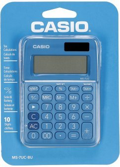 Casio MS-7UC-BU blau