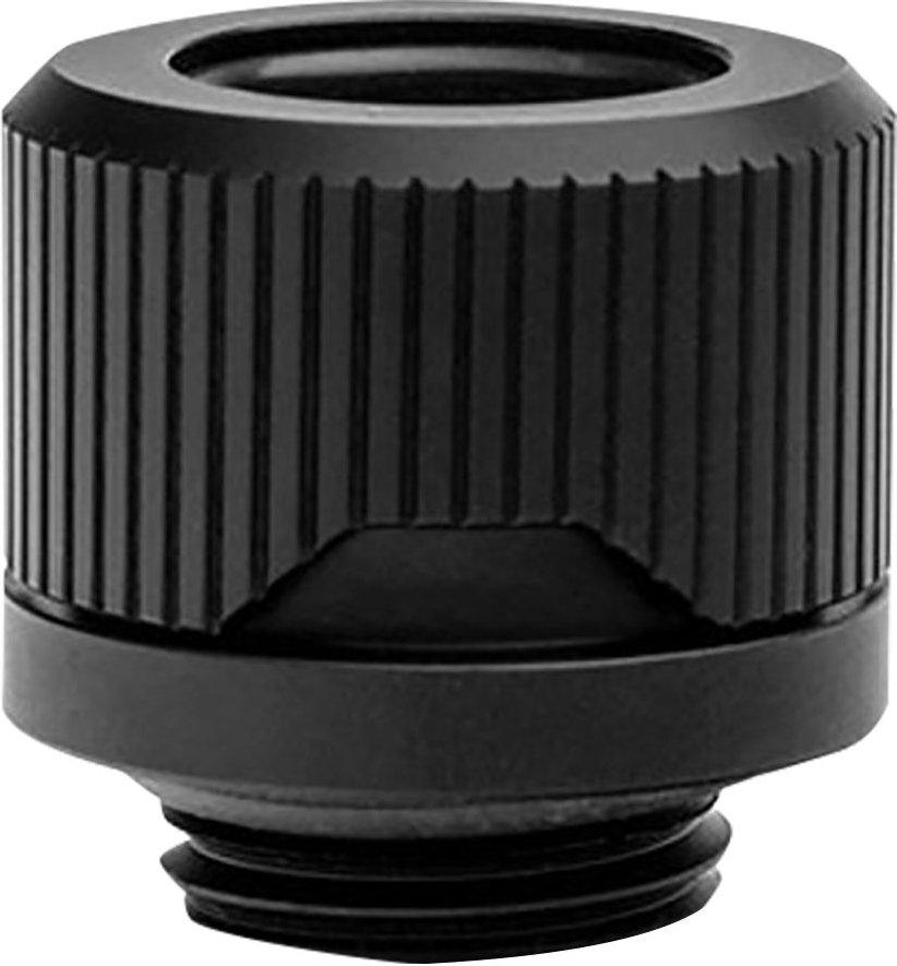 EK COOLING EK Torque HTC 12 mm Compression Fitting   G1 4   Black  Black