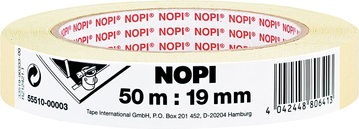 NOPIKREPP 50 m x 19 mm