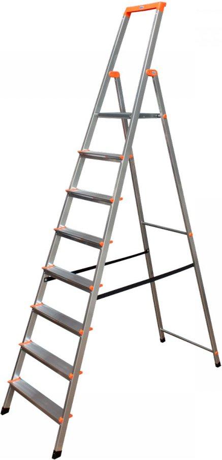 """Stufen-Stehleiter """"Solidy 8"""" Stufen"""