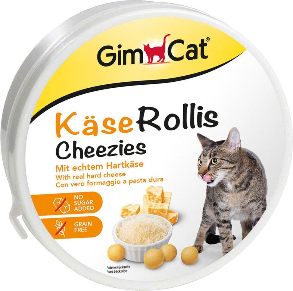 Gimcat Käse-Rollis 400St.