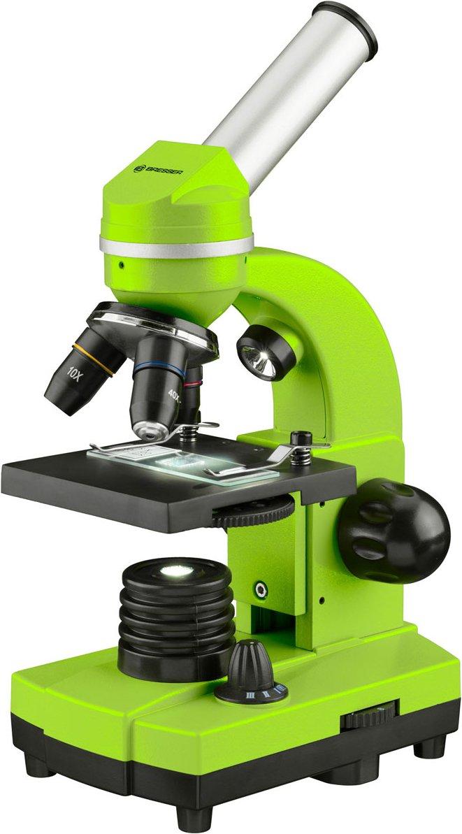"""Junior Schülermikroskop """"Biolux SEL"""", grün"""
