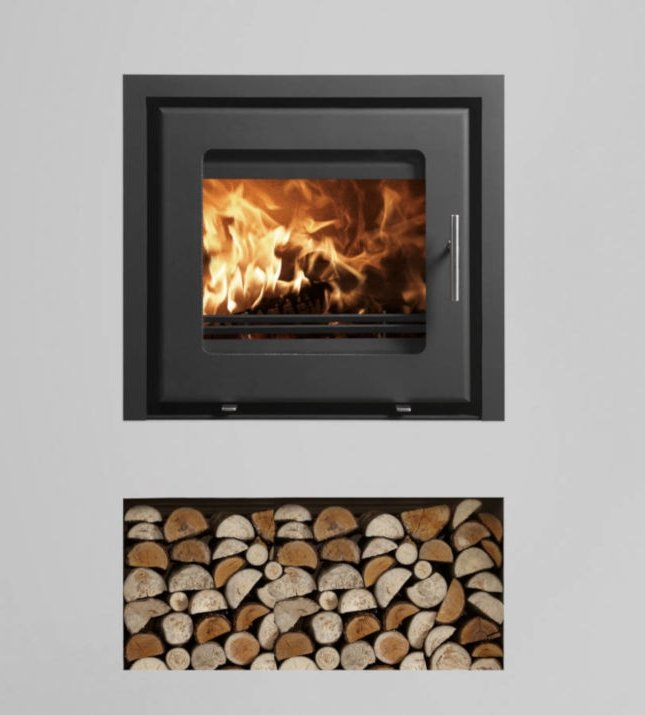 Westfire Uniq 23 DEFRA Approved Inset Wood Stove