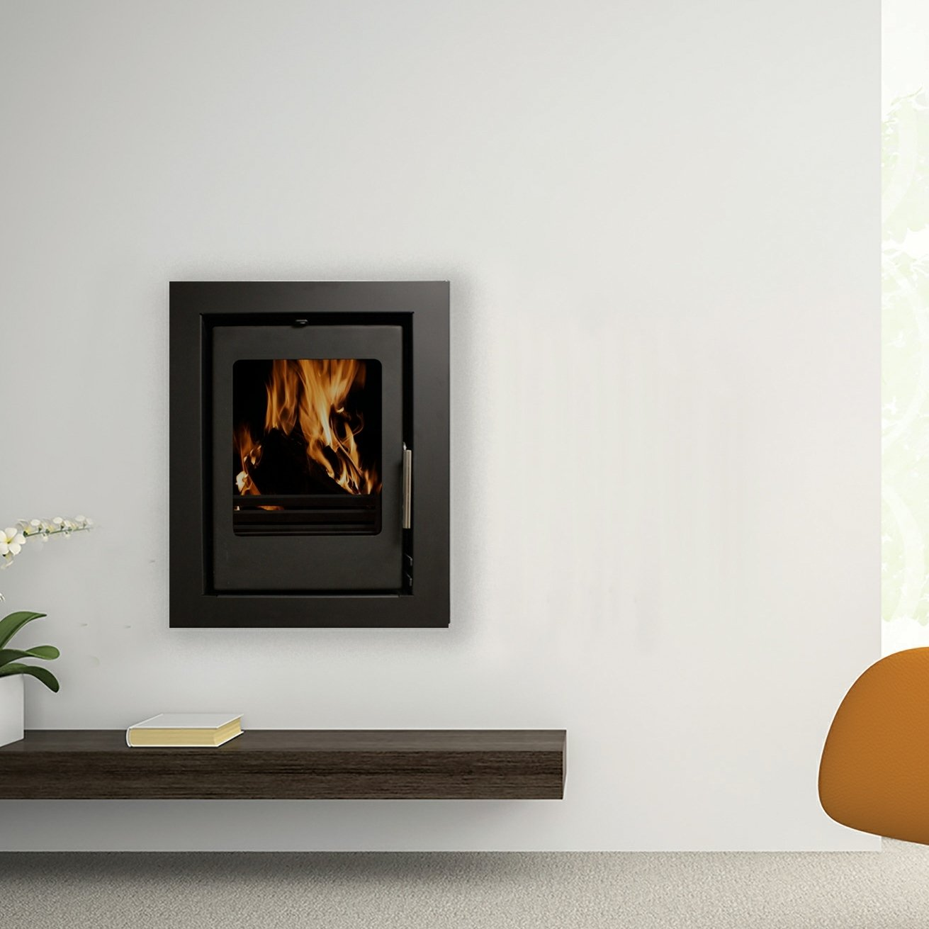 Beltane Holford Multifuel Inset Stove