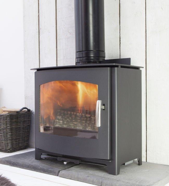 Mendip Churchill 10 Wood Burning Eco Design Stove