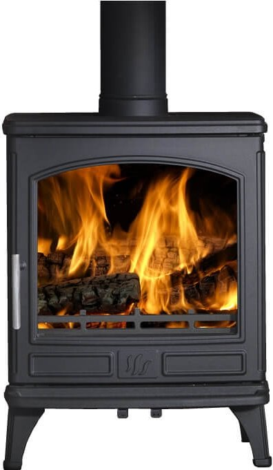 ACR Ashdale DEFRA Approved Multifuel Stove