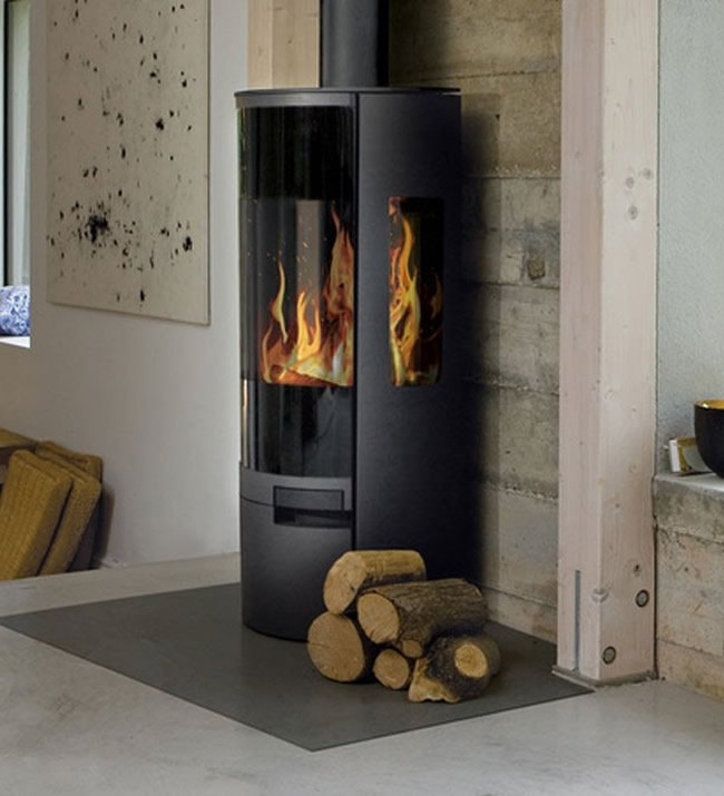 AGA Dorrington DEFRA Approved Wood Burning Stove