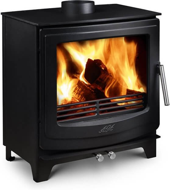 Aga Ellesmere EC5W Widescreen Multi Fuel Ecodesign Stove