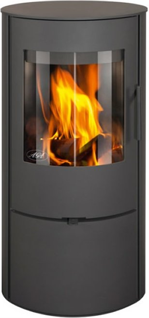 AGA Lawley Logstore DEFRA Approved Wood Stove