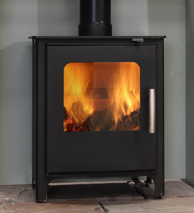 Beltane Chew 4 6kW Wood Burning Multifuel Stove
