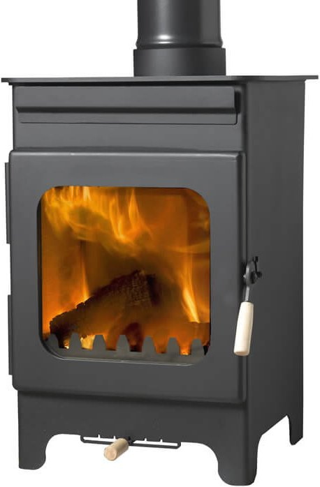 Burley Hollywell 5kW Defra Wood Stove