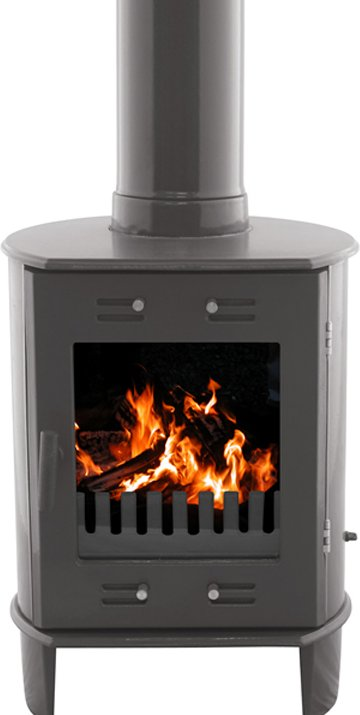 Carron Dante Pebble 5kW Multifuel DEFRA Approved Stove