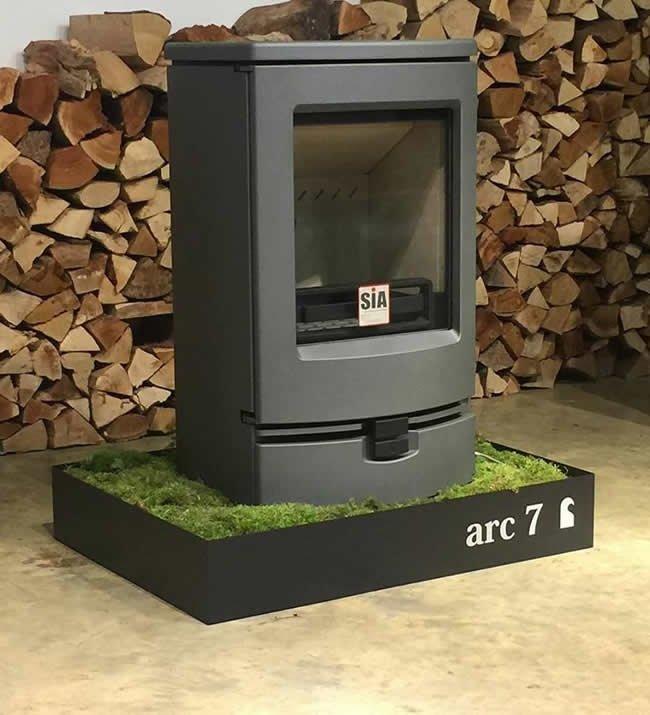 Charnwood Arc 7kW Eco Design Ready Stove