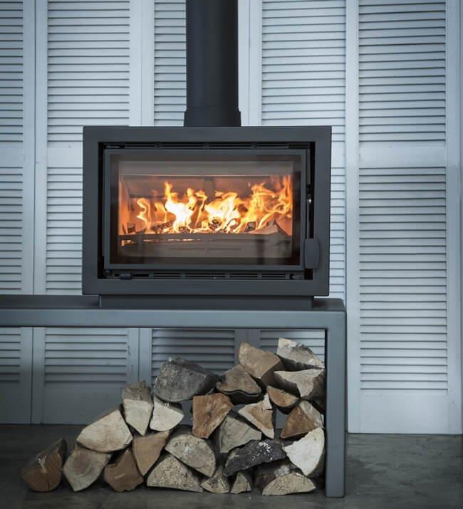 Charnwood Bay 5 BX Eco Design Ready Wood Burning Stove