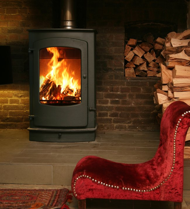 Charnwood Cove Three Stove