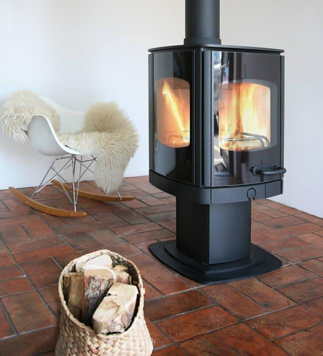 Charnwood Tor PICO DEFRA Approved Wood Burning