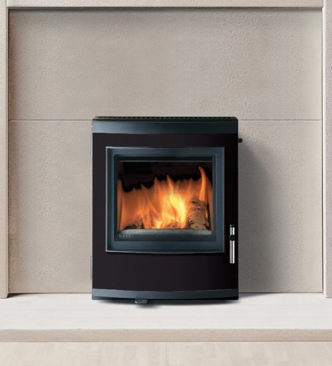 Esse 301SE Contemporary Inset Multi Fuel   Wood Burning  DEFRA Approved Stove