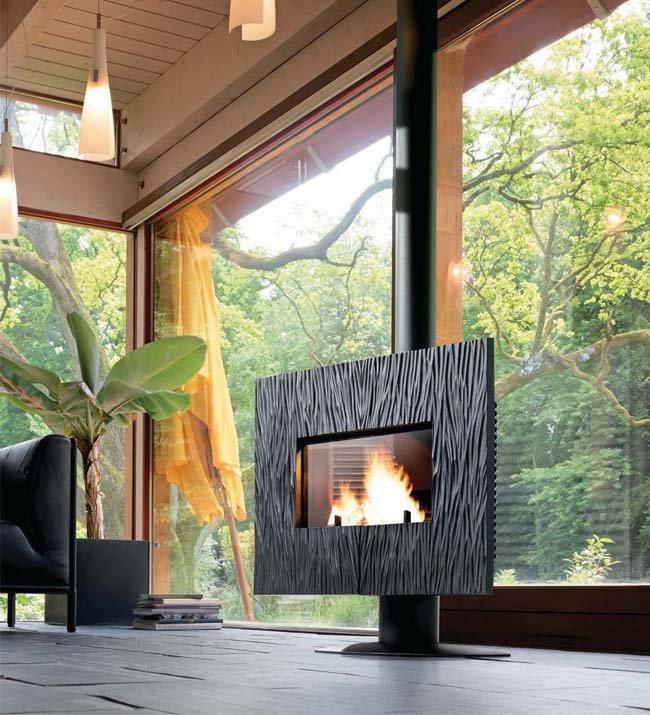 Invicta Gaya Ardoise Wood Burning Stove