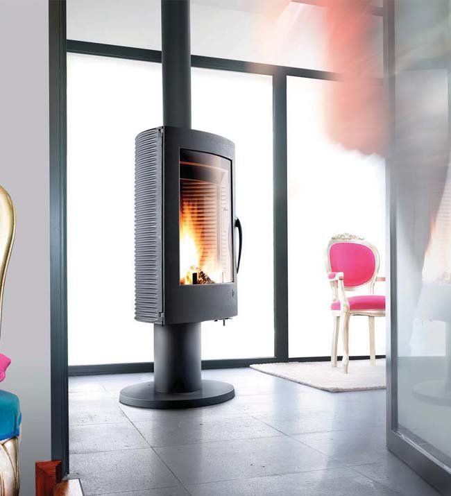 Invicta Pharos Wood Burning Stove