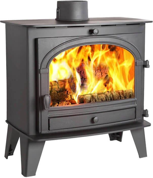 Parkray Consort 9 Slimline Defra Approved Wood  Burning Stove