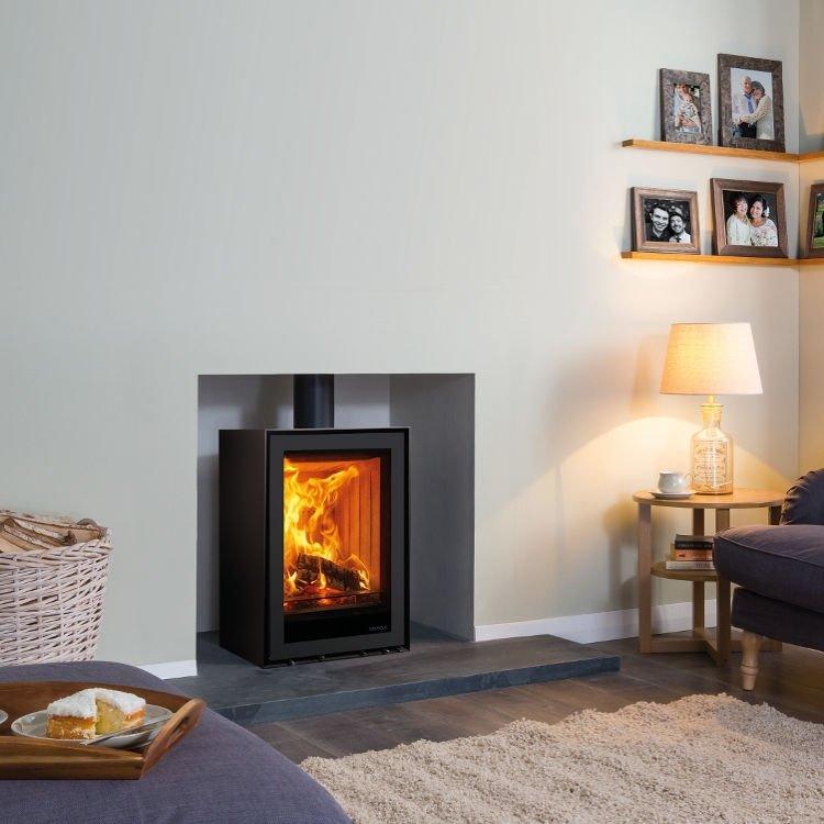 Stovax Elise 540T Glass Wood Burning Stove