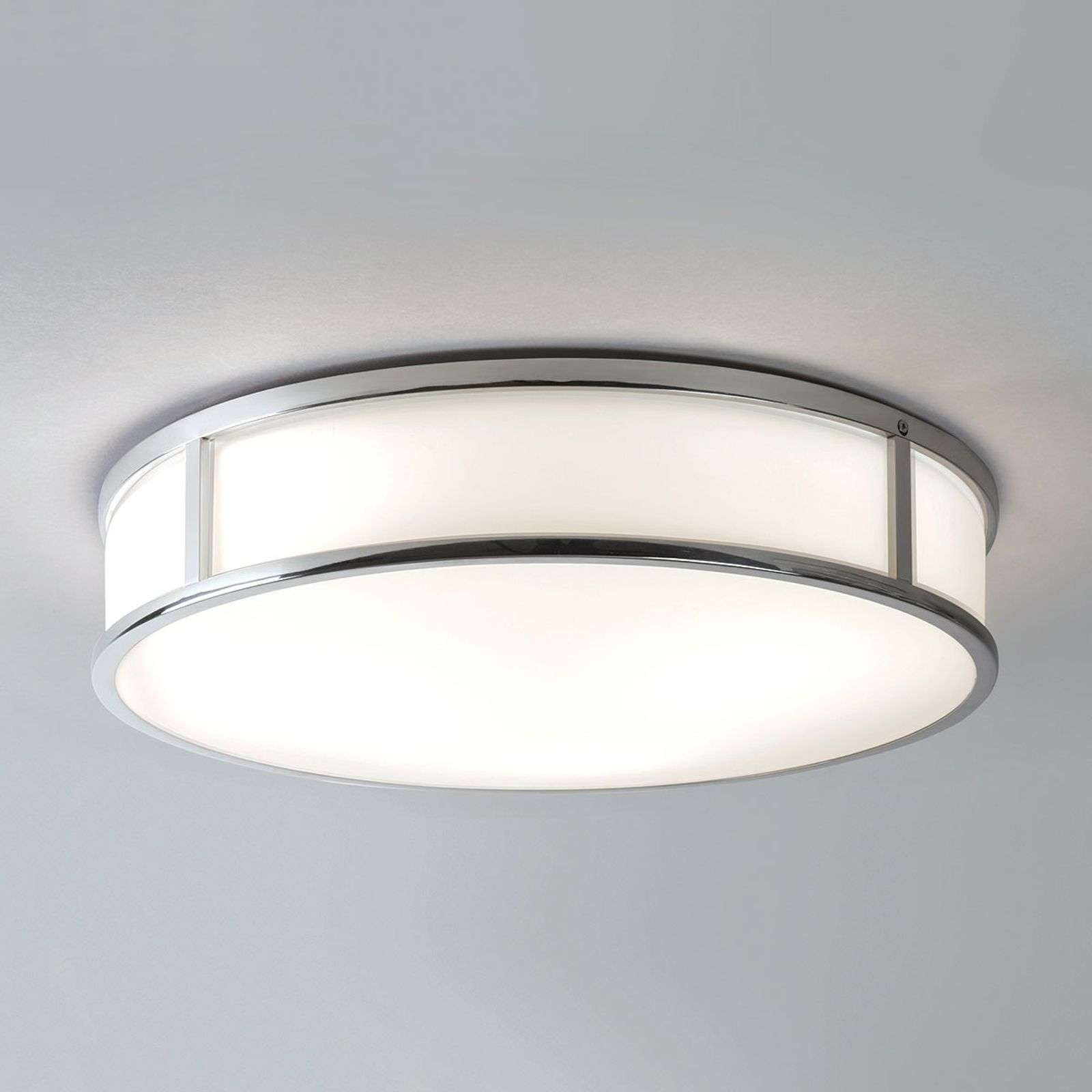 Astro Mashiko Round ceiling light   40 cm chrome