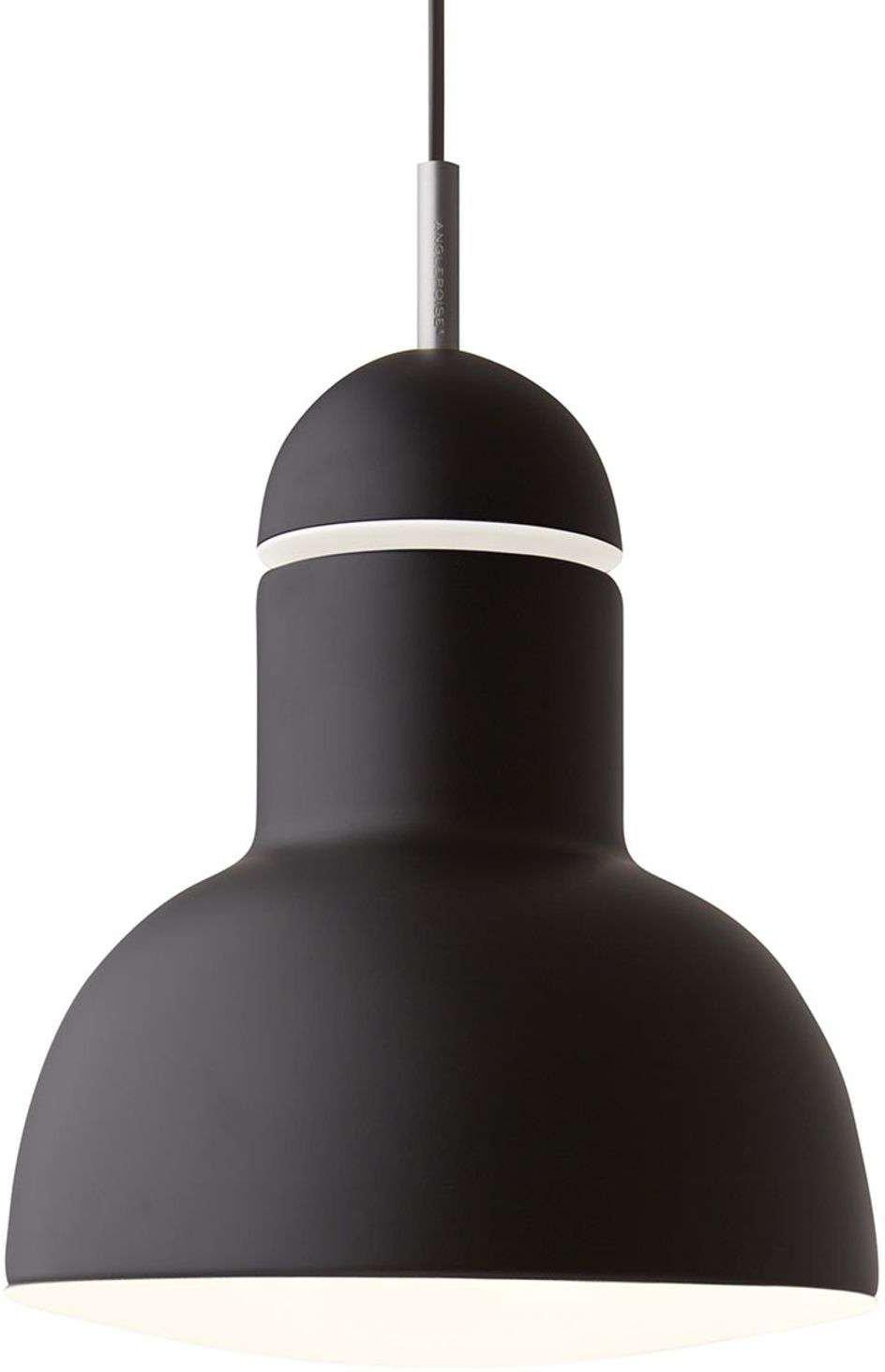 Anglepoise Type 75 Maxi pendant lamp velvety black
