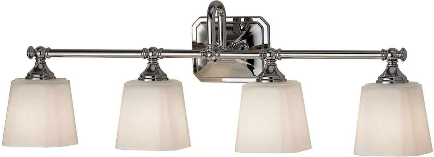Concord LED wall light for the bathroom  four bulb