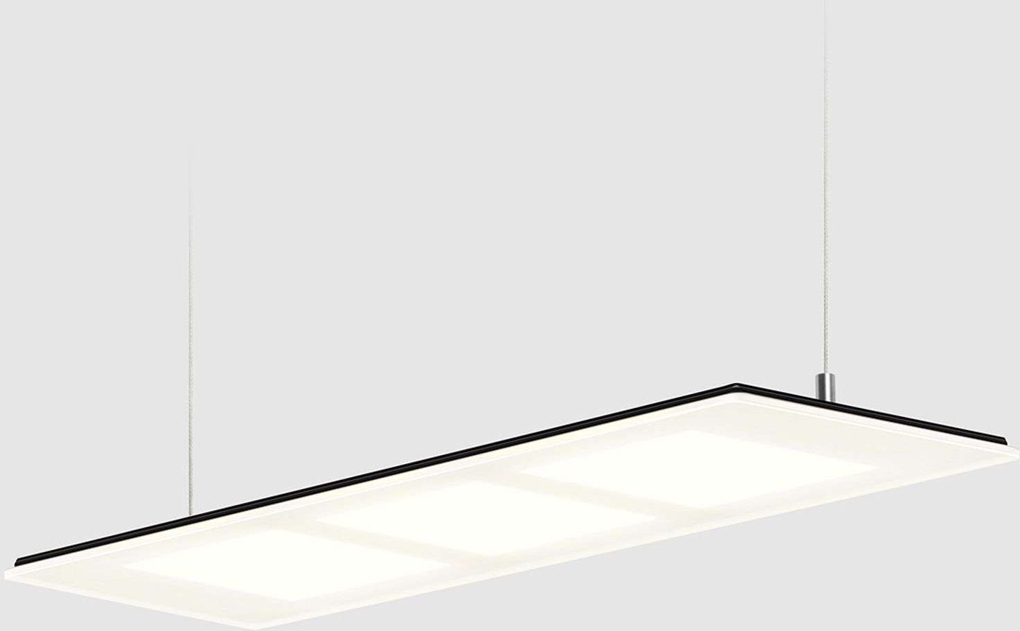 OMLED One s3   flat OLED pendant light black