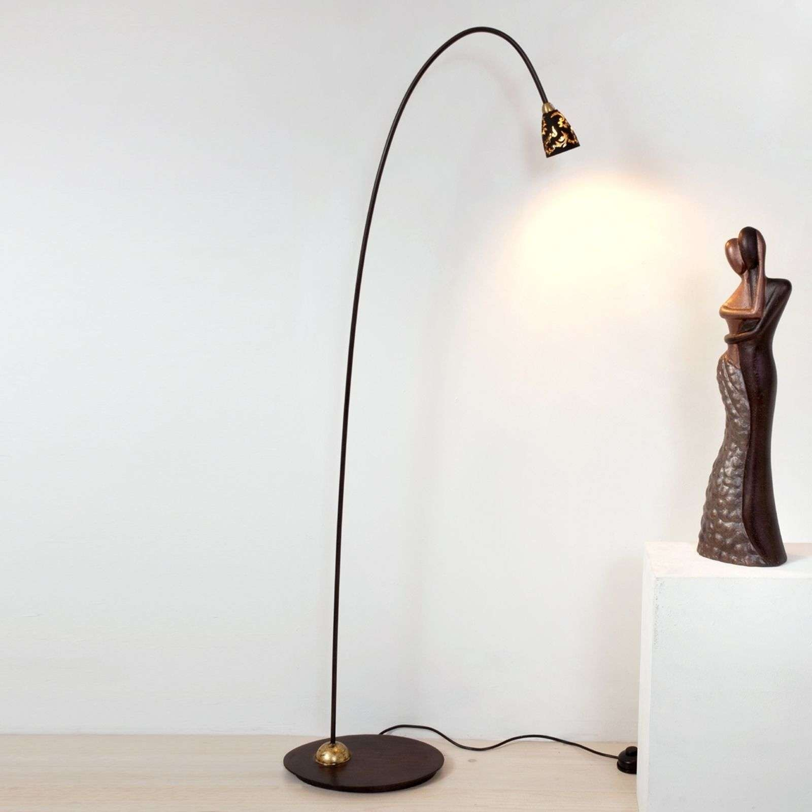 1 bulb floor lamp Alice