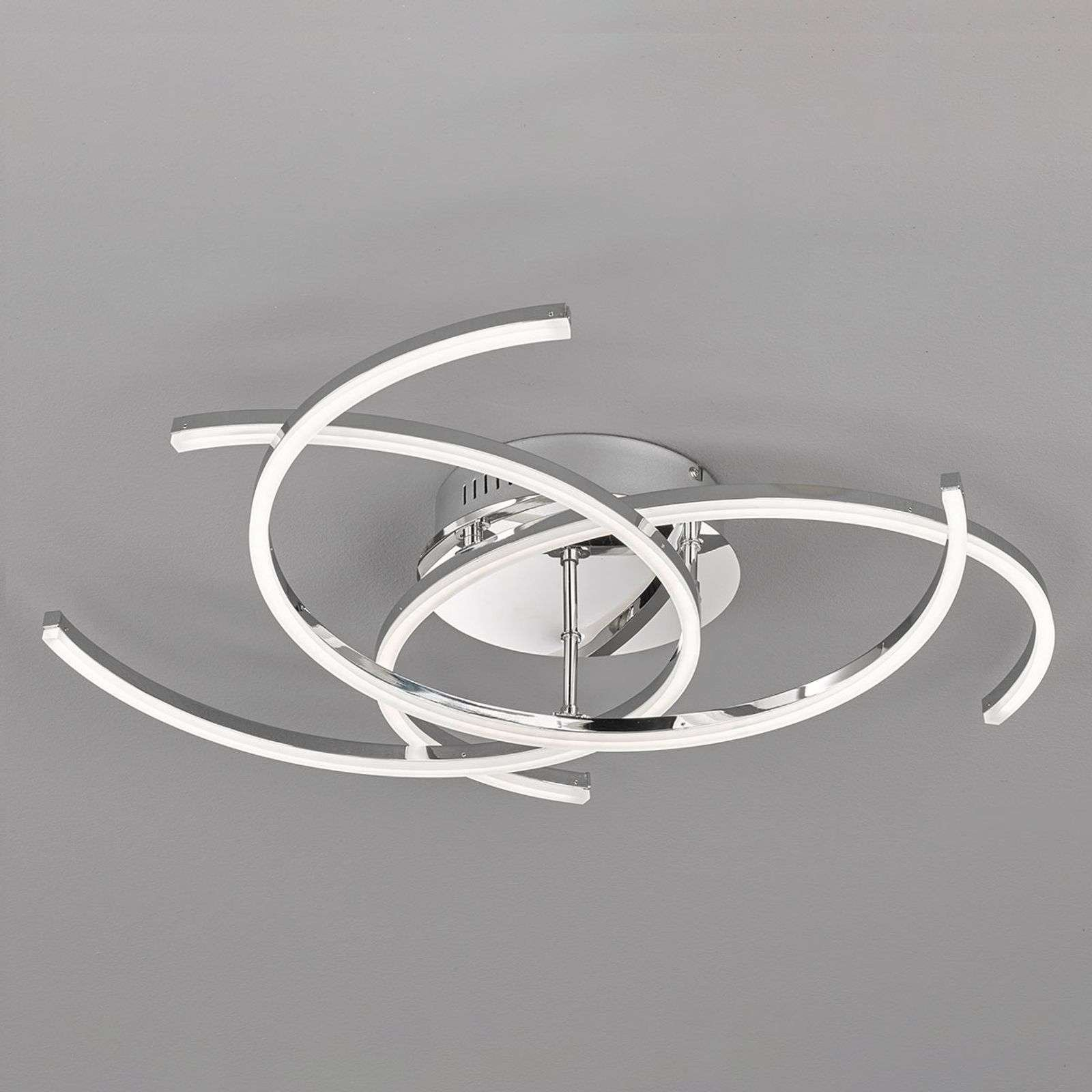 Adjustable ceiling lamp Visby  dimmable   68 cm