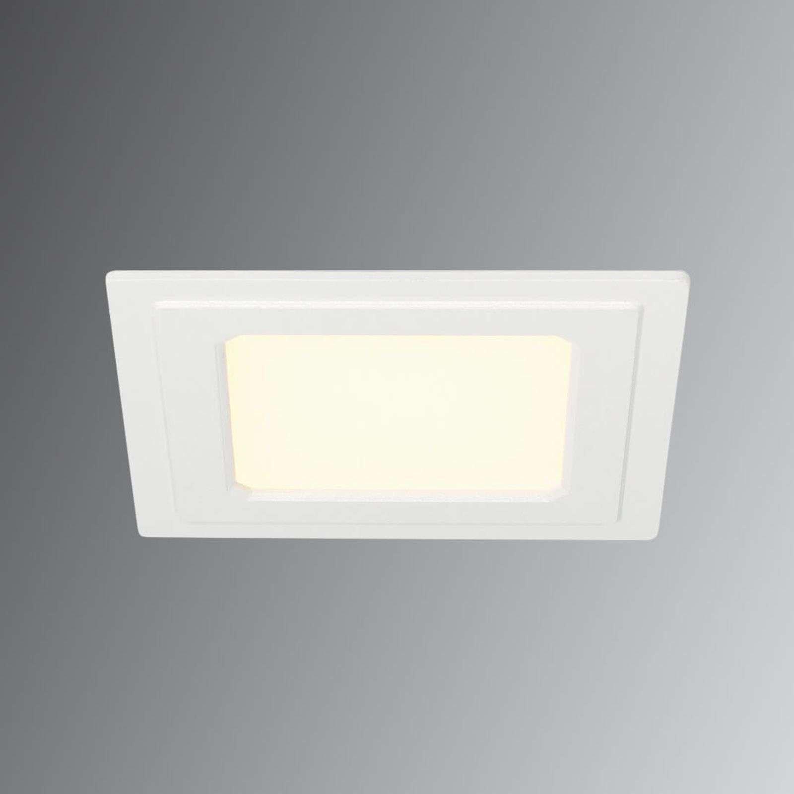 SLV Senser 6 LED recessed light  white