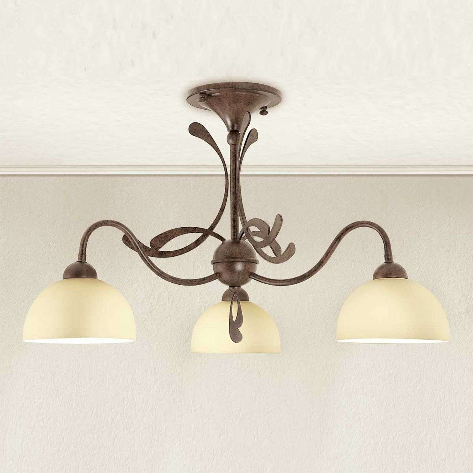 Multi bulb ceiling light Lorenzo
