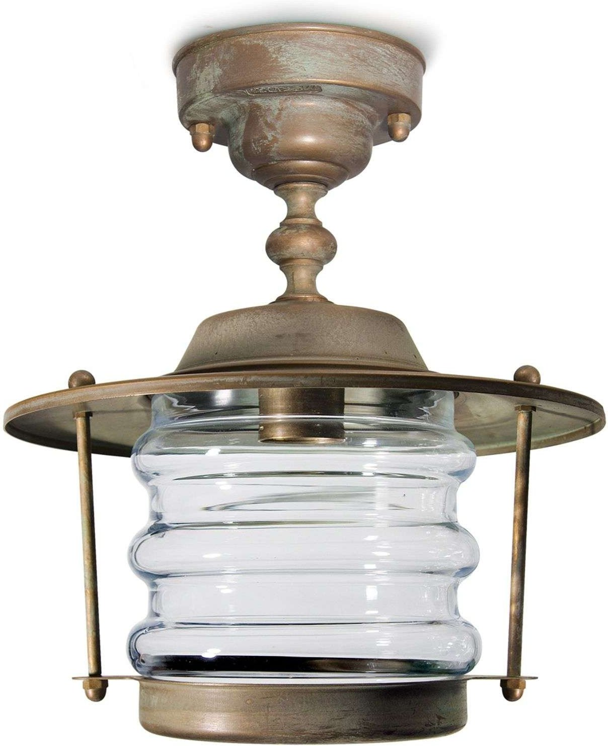 Outdoor ceiling light Adessora seawater res
