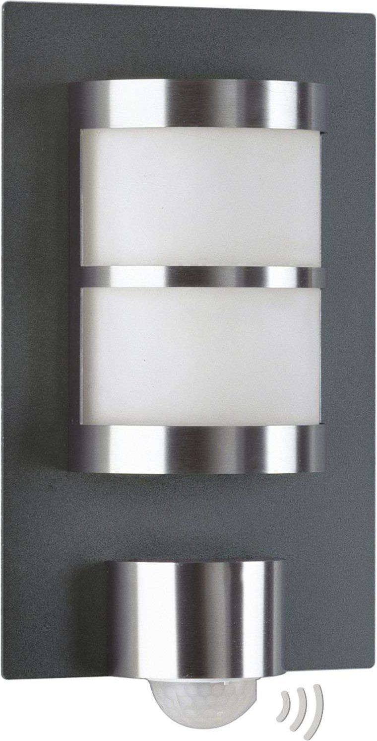 Adonia outdoor wall light with motion detector